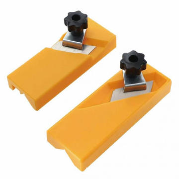 15mm Plasterboard Gypsum Board Wood Planer Edge Jig